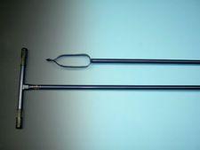 Grondboor gesmeed 7 5 cm De WIT
