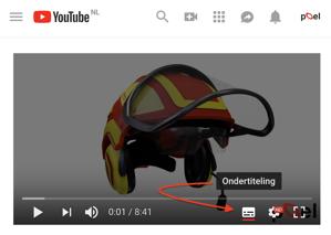 Nederlandse ondertiteling Protos bluetooth communicatie how to beschikbaar!